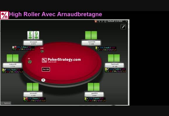 High roller avec Arnaudbretagne