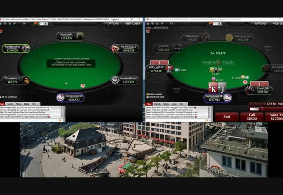 Friday Night Live MTT Session (3)