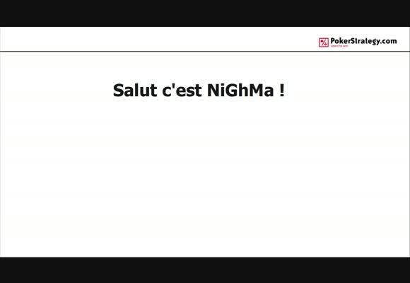 NiGhMa se présente et parle du BRM