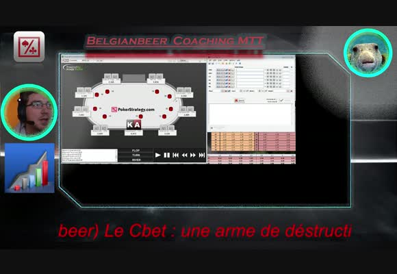 Le continuation bet : une arme de destruction massive ?