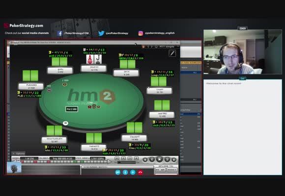 Belgianbeer analyse le jeu en POF de CoolMann31