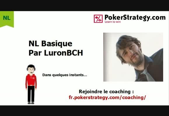 Application live de la stratégie basique