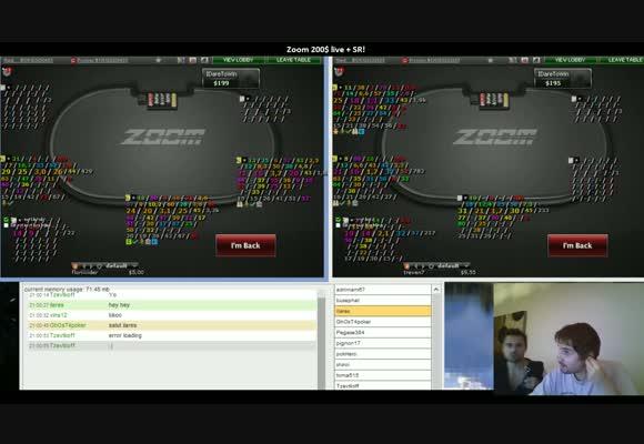 Ilares et Kana défoncent le Zoom200 !