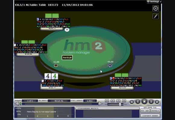 Passer du SnG au Cash Game - Partie 4