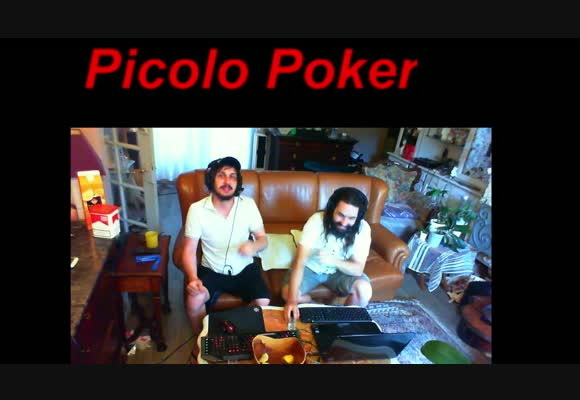 Street picolopoker : alcool et mandales