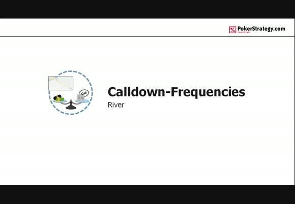 Calldown-Frequencies: River