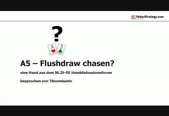 Handdiskussionswoche: A5