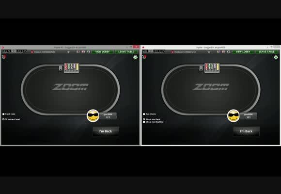 Z fullringów na shorthanded - NL25 Zoom Live