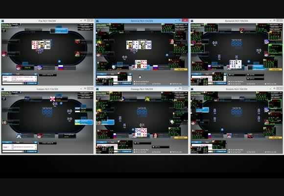 NL30 na żywo na 888poker