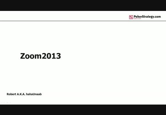 Zoom 2013 - podstawowe koncepty na NL10