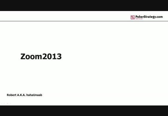 Zoom 2013 - podstawowe koncepty na NL10 - część 2