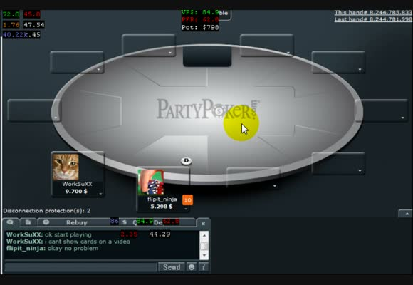 FL $50/$100 Heads-Up - Sessionreview