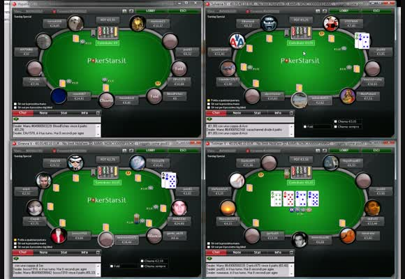 Video live: MSS al NL10 di PokerStars.it - Parte 1