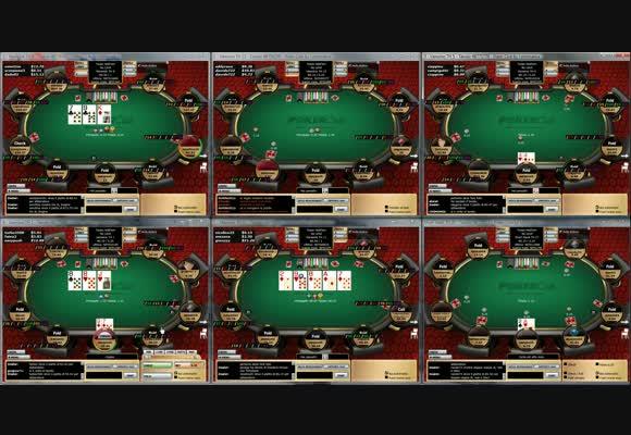 Giocando la MSS ai micro di PokerClub