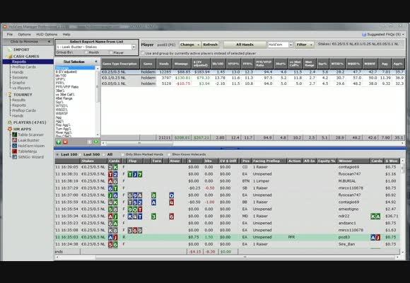 Session review - utilizzo di HM nella MSS