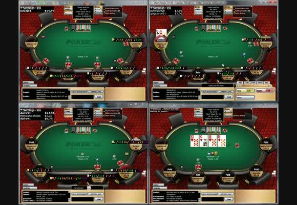 NL50 e NL100 - Live session su PokerClub