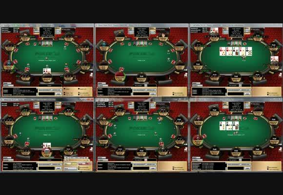 Sessione live SSS su PokerClub