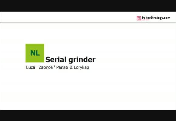 Serial Grinder - Lorykap - parte 1