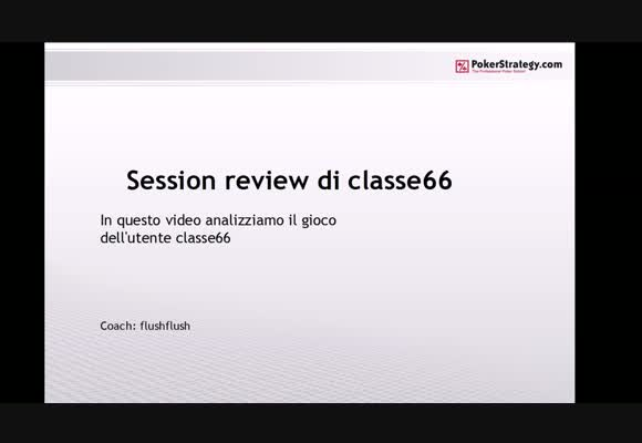 Session review - i leak di classe66