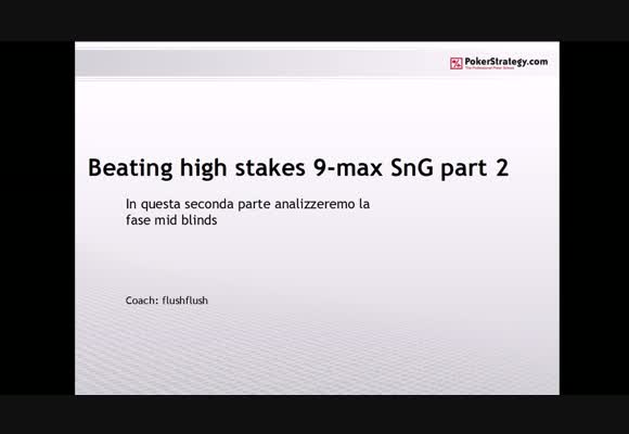 Battere gli High Stakes fullring - parte 2