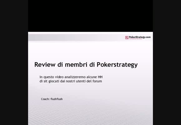 Session review dei nostri utenti - parte 2