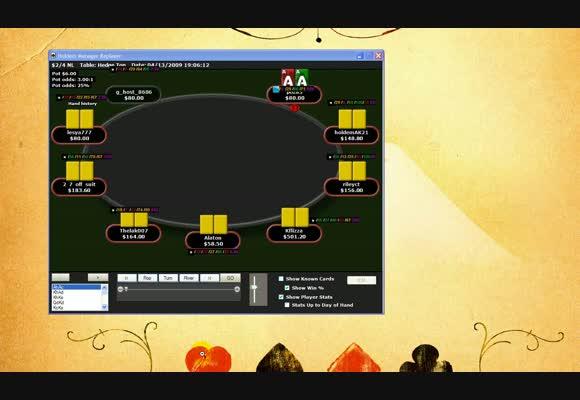 NL SSS $2/$4 - 2 opponent al flop