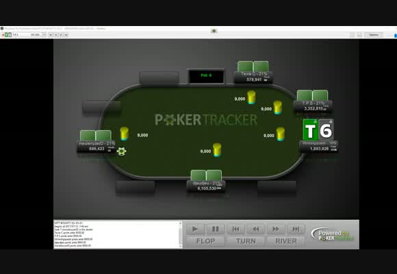$11 Bounty Builder Win Review - Semi & Final Table (2)