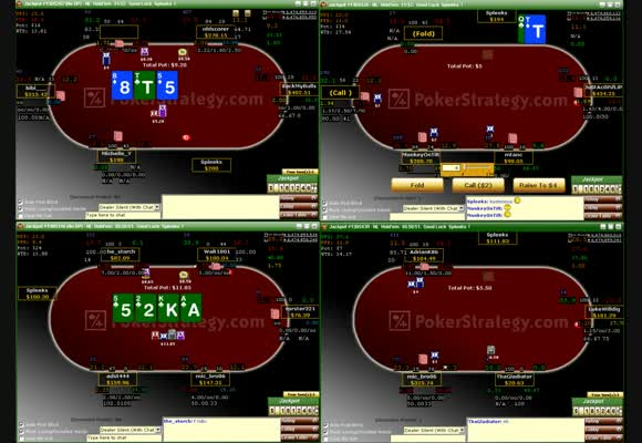 NL $100-$200 Shorthanded - Maniacs
