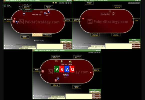 NL $200 Shorthanded