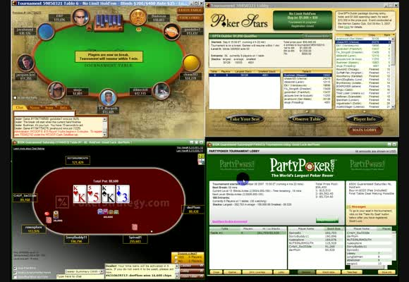 MTT $1000 - Final Tables I