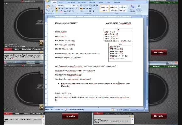 Concurso de vídeos - como ser ganador en NL2 ZOOM con BSS FR sin stats!! - nikepoker107