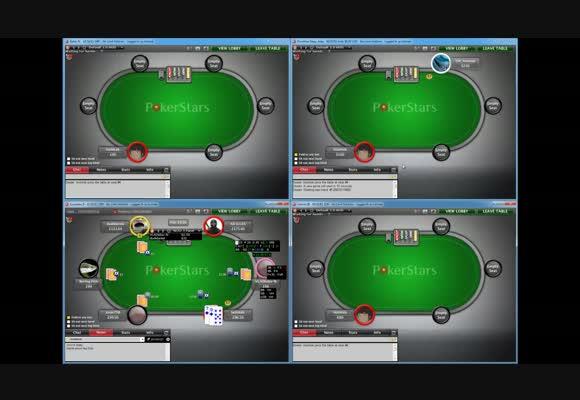 NL100 Live Session at PokerStars Part 1