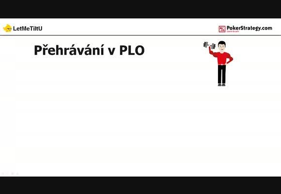 Přehrávání v PLO