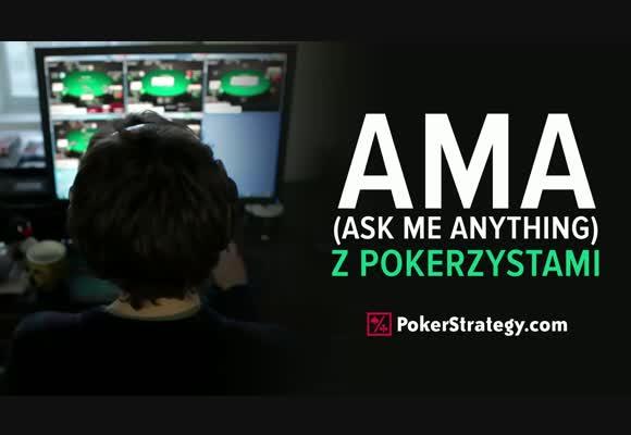 AMA z pokerzystami