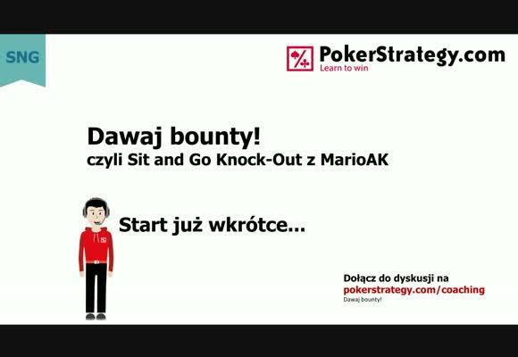 Dawaj bounty! - wczesna faza turnieju