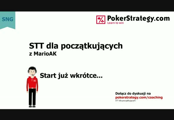 STT dla początkujących - HUD, regularsi, tricky plays