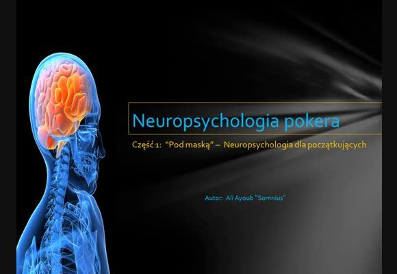 Neuropsychologia pokera - część 1