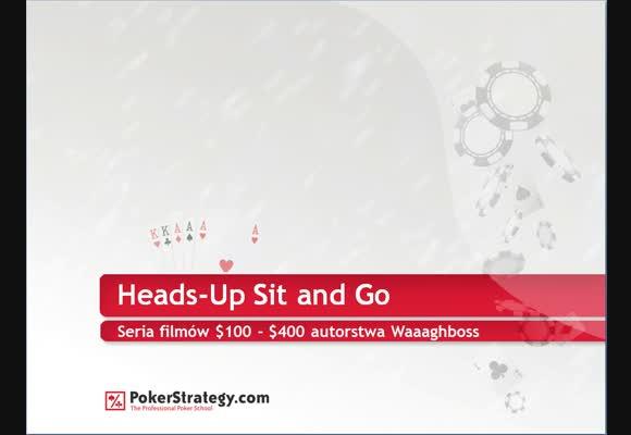 Miażdżenie heads-up SnG z Waaaghbossem - część 1