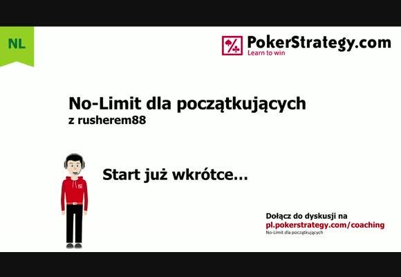 No-Limit dla początkujących - Preflop (2)