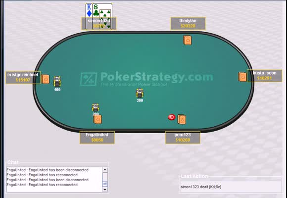 MTT 75$ 6-max - session review - część 2