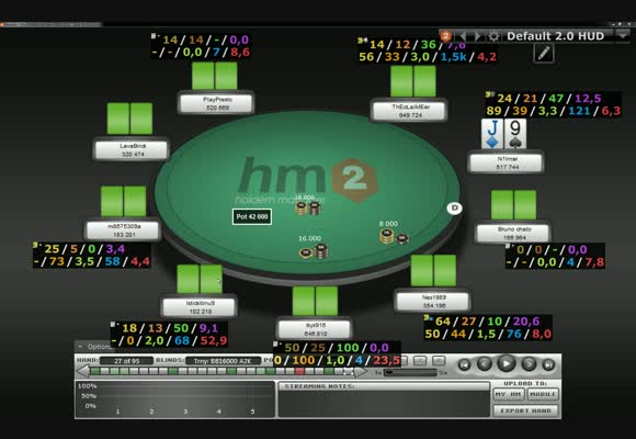 Adaptacja na final table w The Big 109 $