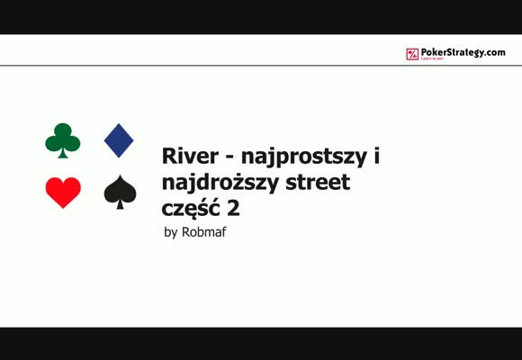 River - najprostszy i najdroższy street: Bet vs Check OOP