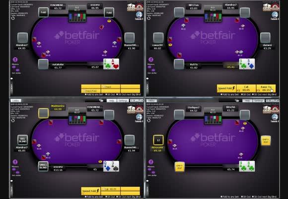 NL5 Speed Poker - wciel się w rolę trenera!