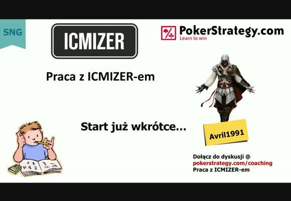 Praca z ICMIZER-em