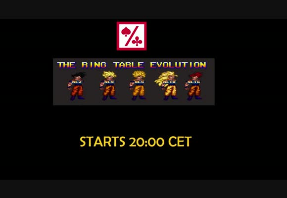 The Ring Table Evolution - NL5 on PokerStars
