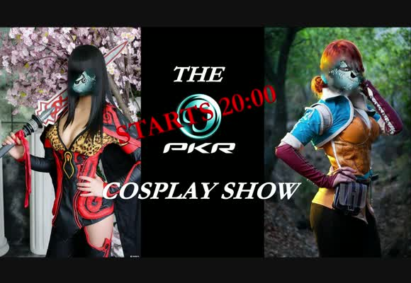 The PKR Cosplay Show with tonypmm