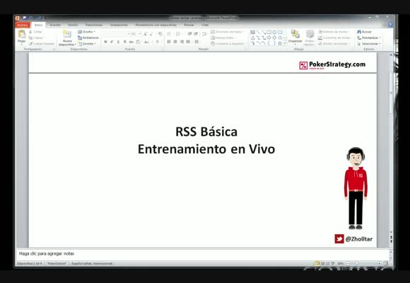 RSS: Session en Vivo en NL 5 sin HUD