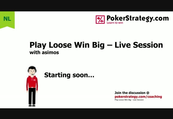 Play Loose, Win Big - Live Session on NL50 Zoom