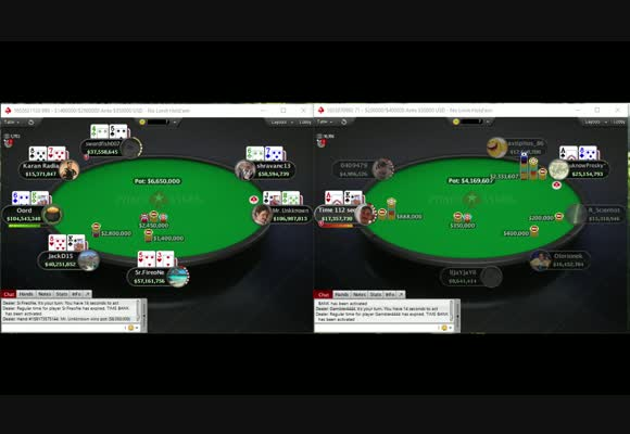 WCOOP & Mini-WCOOP Live Replay