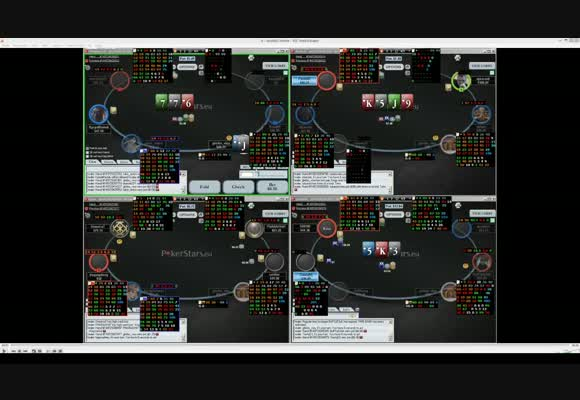 Video Review: NL50 at PokerStars